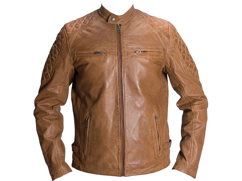 798ccd78063 Mustard Brown Leather Plus Size Jacket PSM-888 - Plus Size Clothing in  Pakistan